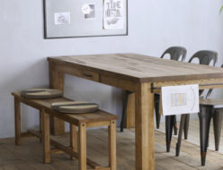 クラッシュゲートのテーブル