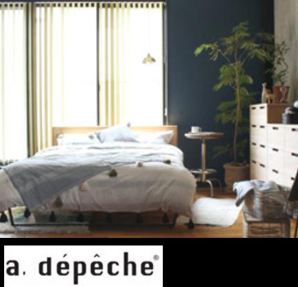 a depeche